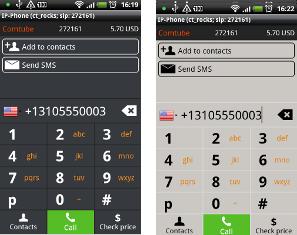 java приложение при замене сим карты смс: